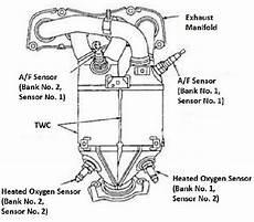 2006 toyota rav 4 engine diagram 2006 rav4 oxygen sensor locations doityourself community forums
