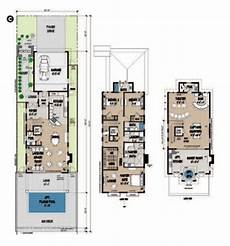 infill house plans 6 novel infill housing schemes professional builder