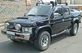 1992 Nissan Datsun Pictures 2663cc Diesel Automatic