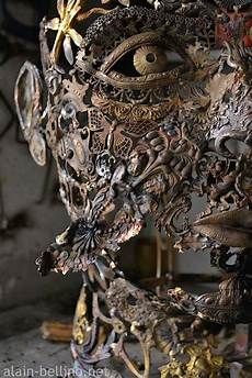 amazing metal sculptures made from reclaimed bronze amazing metal sculptures made from reclaimed bronze ornaments