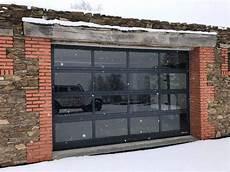Porte De Garage Vitree Les Menuiseries Exterieure