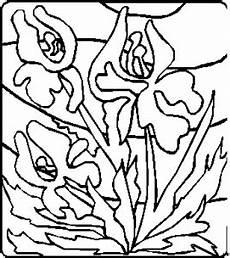 Malvorlage Blumen Einfach Blumenbild Einfach Ausmalbild Malvorlage Blumen