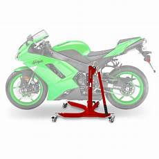 Bequille D Atelier Moto Centrale Constands Power Kawasaki
