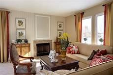 Wohnzimmer Amerikanischer Stil - beautiful interior design in family oriented american style