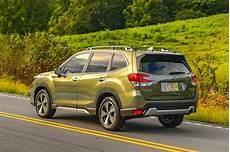 2020 subaru forester redesign hybrid arrival 2019