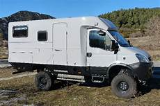 Brand New Iveco Daily 4x4 Cer Conversion 187000