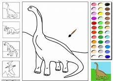 Dino Malvorlagen Kostenlos Spielen Dinosaurier Malvorlagen Spiele Kostenlos