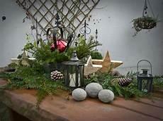 Garten Weihnachtlich Dekorieren - nachlieferung wohnen und garten foto deko garten