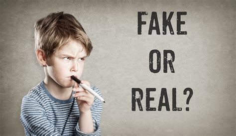 The Fakery