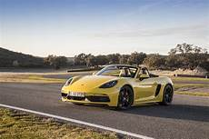New Porsche 718 Cayman And Boxster Gts Detailed In 85 Pics