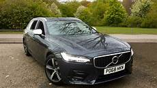 volvo v90 2 0 d4 r design with winter pack and front rear