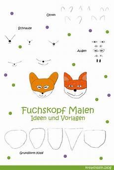 Malvorlage Fuchs Einfach Malvorlage Fuchsgesicht Coloring And Malvorlagan