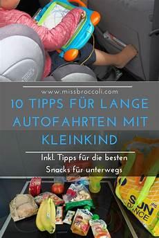 lange autofahrt mit baby die besten tipps f 252 r lange autofahrten mit kleinen kindern