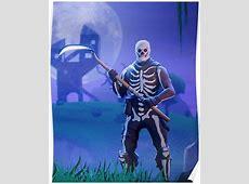 Fortnite   Skull Trooper Poster in 2019   Gaming