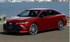 2019 toyota avalon gets price bump after redesign