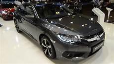2018 Honda Civic Sedan 1 5 Vtec Turbo Executive Exterior