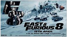 Fast Furious 8 The Fate Of The Furious