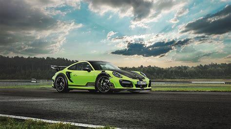 2016 Techart Porsche 911 Turbo Gtstreet R 3 Wallpaper