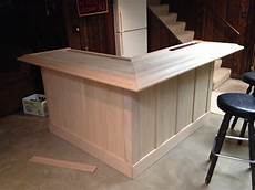 Diy How To Build Your Own Oak Home Bar