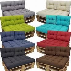 palettenkissen euro palettenpolster outdoor sofa auflage