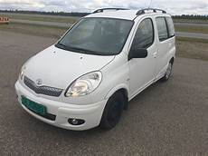 toyota yaris verso gebraucht toyota yaris verso for sale retrade offers used machines