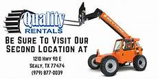 equipment rental agency in rosenberg tx equipment
