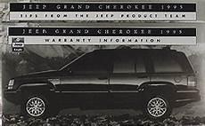 manual repair free 1995 jeep cherokee parental controls 1995 jeep grand cherokee original owner s manual