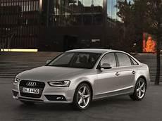 Audi A4 B8 Facelift - a4 sedan b8 facelift a4 audi database carlook
