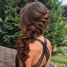 21 pretty side swept hairstyles for prom side swept