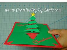 pop up card tutorials and templates easy tree pop up card tutorial
