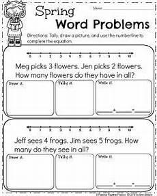 free word problem worksheets for kindergarten 11337 kindergarten worksheets grade worksheets grade words math word problems