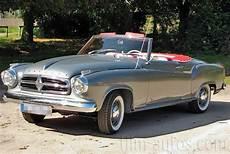 Oldtimer Borgward Coupe Cabrio 1959 Mieten