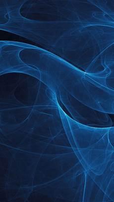 Blue Iphone Hd Black Wallpaper