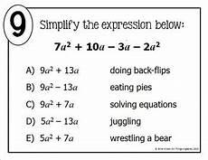 algebra worksheets combining like terms 8345 combining like terms math lib by all things algebra tpt