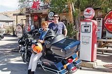 La Route 66 En Harley Davidson Twintour