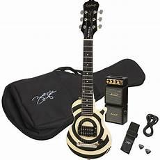epiphone les paul pack epiphone les paul wee zakk pakk electric guitar value pack music123