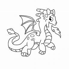 Malvorlage Drache Einfach Coloring Pages Free Android Ios And Windows
