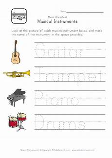 a large selection of printable worksheets with a musical