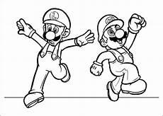 Malvorlagen Mario Und Yoshi Malvorlagen Ausmalbilder Mario Und Luigi