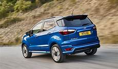 Ford Ecosport 2018 Updated Suv Revealed Ahead Of