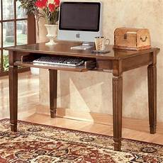 ashley furniture home office desk ashley hamlyn h527 10 48 quot home office small leg desk with