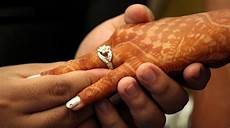 engagement ring ceremony one common custom of indians