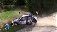 Rallye Du B 233 Thunois 2019 Crash Shows
