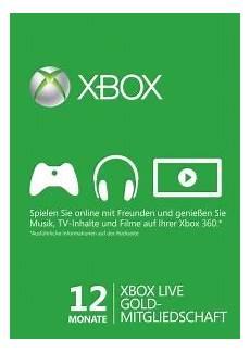 xbox live gold xbox live kaufen aufladen code
