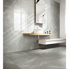 salle de bain marbre carrelage sol et mur gris effet marbre rimini l 60 x l 60