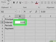 comment calculer les int 233 r 234 ts d un emprunt avec excel