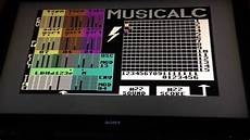 c64syc musicalc c64 youtube