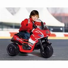 peg perego moto electrique enfant 3 roues ducati