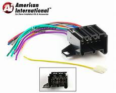 Early Gm Car Stereo Cd Player Wiring Harness Wire