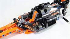 Lego Technic Build by Lego Technic 42026 Black Chion Racer Speed Build For